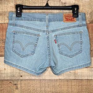 Levi's Shorts - Levi's | Light-washed Denim Shorts 25